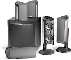polk home theater speakers polk audio rm20 5 1 home theater speaker system at crutchfield com