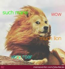 Doge Wow Meme - wow roar doge wow by jdavilacas meme center