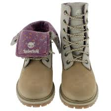 timberland thanksgiving sale women u0027s authentics canvas fold down boots in beige timberland