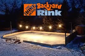 snowfall lights home depot home depot backyard rink contest to return this year brandon wheat