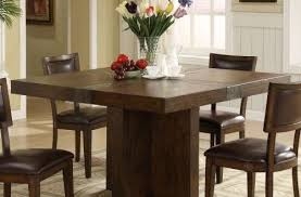 how to decorate a dining room table square dining tables for 8 modern person set room table regarding
