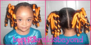 flexi rod stretch long 4b c hair baby girl s natural hair and flexi rods curlynikki natural