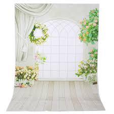 wedding vinyl backdrop 1 5 2 1m 5x7ft wedding wood floor vinyl studio photography