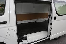 Toyota Hiace Van Interior Dimensions Toyota Hiace Vs Renault Trafic Vs Hyundai Iload Vs Ford Transit