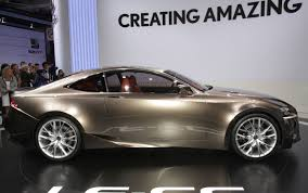 first lexus model cars model 2013 2014 lexus lf cc concept first look