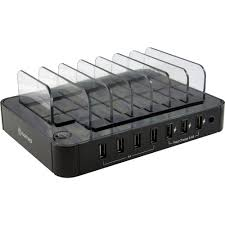 comsol 7 port desktop charger officeworks