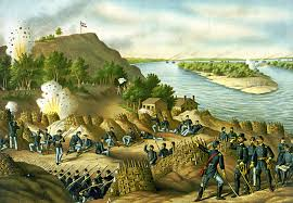 what is the definition of siege siege of vicksburg