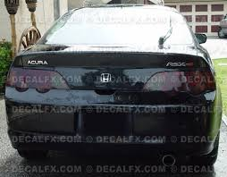 Tail Light Out Decalfx Com Smoked Tail Lights Film Tint Overlays Vinyl Decals