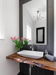 Narrow Powder Room - small powder room choosing the stylish powder room design