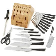 amazon com calphalon katana cutlery 18 piece knife set steak