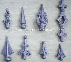 ornamental wrought iron fence post cap buy iron fence post cap