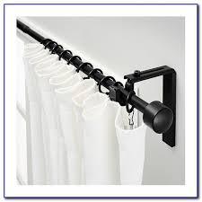 ikea curtain rods for bay windows curtain home design ideas