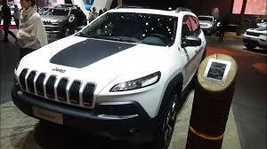 jeep cherokee sport interior 2017 2017 jeep cherokee exterior and interior geneva motor show