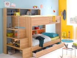chambre enfant lit superposé chambre pour petit garcon habillage lit superpose chambre pour