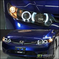 honda civic headlight honda civic headlights ebay