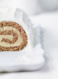 ricardo cuisine noel eggnog spiced yule log ricardo