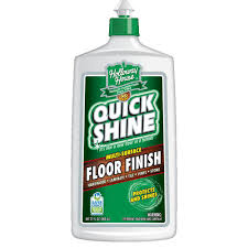 Bona Gloss Floor Finish by Quick Shine 27 Oz Floor Finish 77777 The Home Depot