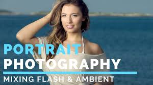 ambient light photography tutorial outdoor portrait tutorial natural light vs fill flash canon 5d vs