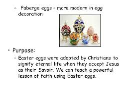 Easter Egg Decorating Ppt by History Of Easter Ppt Download