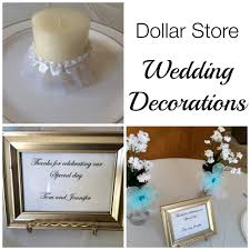 ideas for wedding centerpieces on a budget dollar store wedding