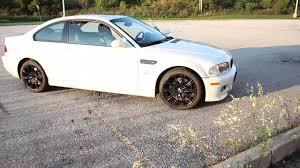 bmw m3 e46 2002 2002 bmw e46 m3 6 spd alpine white coupe