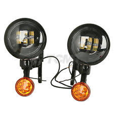harley davidson auxiliary lighting kit street glide lights ebay