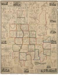 Maps Portland Maine by Somerset County Maine Maps