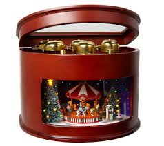 Mr Christmas Ornament - mr christmas 75th anniversar grand animated symphony of bells