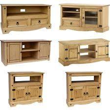 pine tv cabinet ebay