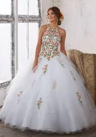 quinceanera dresses white mori vizcaya quinceañera dress style 89124 quinceanera mall