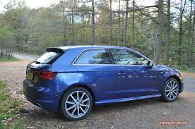 audi a3 scuba blue audi a3 1 4 tfsi cod s line road test review petroleum vitae