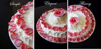 cook priya rose cake wonderful husband happy