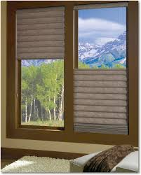 hunter douglas vignette modern roman shades with top down bottom
