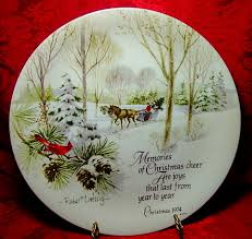 christmas plate collectible christmas plates china replacements