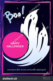 vector ghosts vector ghosts halloween stock vector 313029527 shutterstock