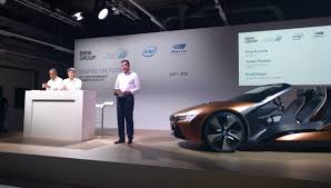 bmw ceo bmw group intel and mobileye team up to bring fully autonomous