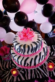 zebra print baby shower1 year birthday party locations pink zebra birthday party themes image inspiration of cake and
