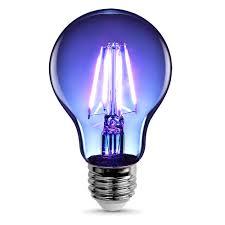 blue led light bulbs with philips 60 watt equivalent a19 non