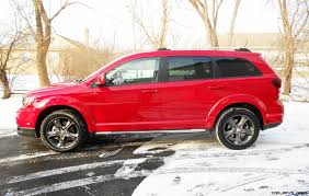 Dodge Journey Sxt 2016 - hawkeye drives 2016 dodge journey crossroad plus awd review