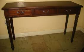 long side table with drawers indoor furniture side table