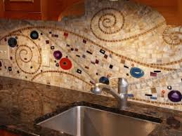 kitchen tile backsplash with granite countertops u2014 smith design