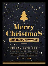 party flyer free 10 best free christmas party flyer poster design template in ai