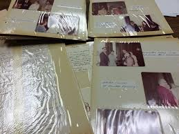 photo album with adhesive pages service announcement toss these photo albums hogg