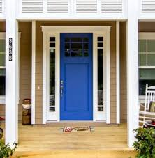 blue front door colors meaning feng shui advices home