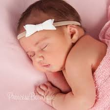 newborn hair bows baby headbands infant headwraps hair bows for at