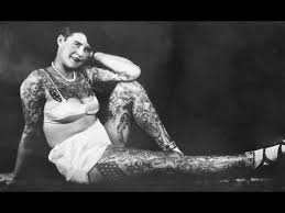 in memory of betty broadbent the tattooed lady youtube