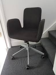 ikea patrik office chair in stockwell london gumtree