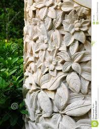 bali style home decor garden deco exotic bali style stock photo image 48977862