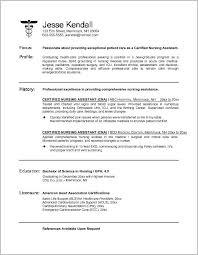 nursing assistant resume best resume for nursing assistant resume resume exles