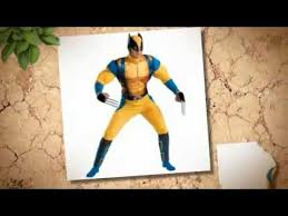 Halloween Costumes Wolverine Wolverine Costume Halloween Costumes Ideas